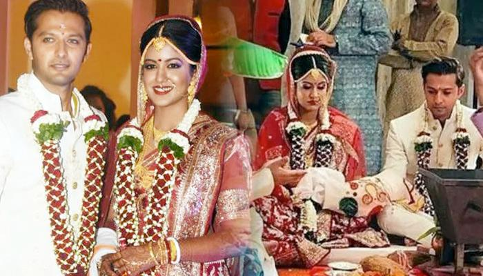 Vatsal Sheth And Ishita Dutta Secretly Got Married In ISKCON Temple