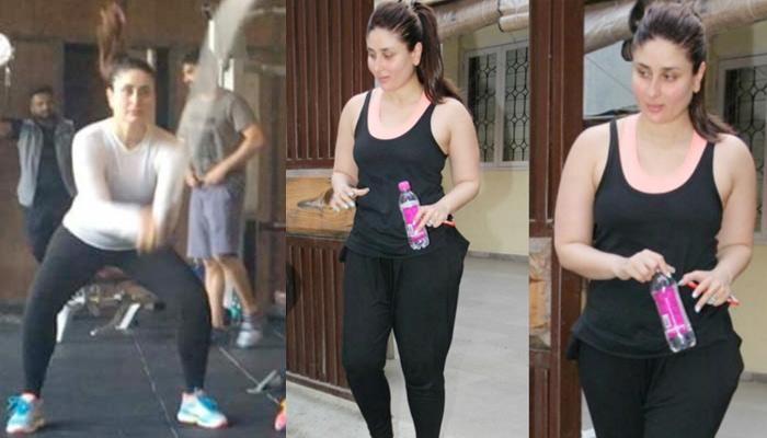 Kareena's Battle Rope Workout Technique Is Best Way To Tone A Body And Lose Weight