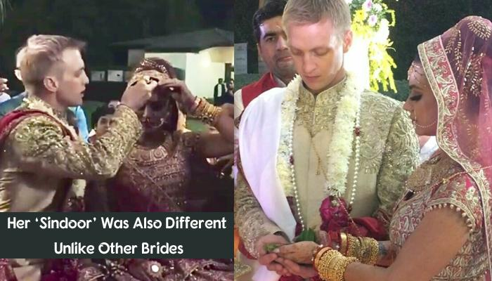 Aashka-Brent Tied The Knot, Here Is The Complete Wedding Album Of This Unique 'Firangi Ki Baraat'