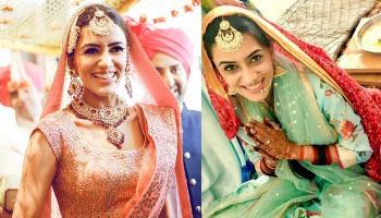 'Nayi' Bahu Smriti Khanna 'Mooh Dikhai' Picture Proves How Happy She's In Her 'Sasural'