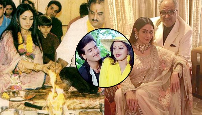 Throwback Interview: Sridevi Claimed She'll Never Marry A Married Man But Ended Up Marrying Boney