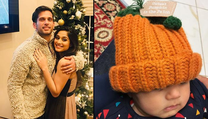Somya Seth Finally Shared The Pictures Of Her Baby 'Ayden' And He Looks Like A Bundle Of Cuteness