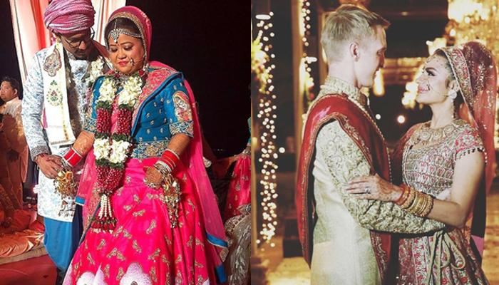Bharti And Aashka Got Married On The Same Day, Their Wishes For Each Other Will Melt Your Heart