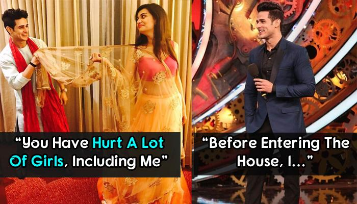 In A 'Bigg Boss' Task, Divya Confronts Priyank About His Relationships, His Reply Is Shocking