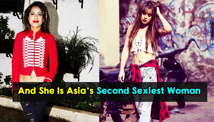 You Won't Believe What Nia Sharma Does To Maintain Her Well-Toned And Perfect Figure