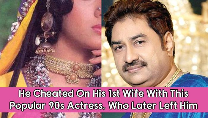 Kumar Sanu's Controversial Love Life: Affairs With Many Famous Bollywood Heroines And 2 Marriages