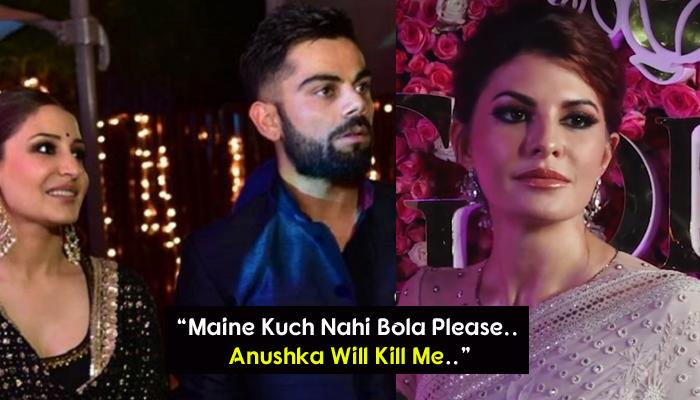 Jacqueline Accidentally Confirms Anushka And Virat's Wedding In Italy, But She Isn't Invited