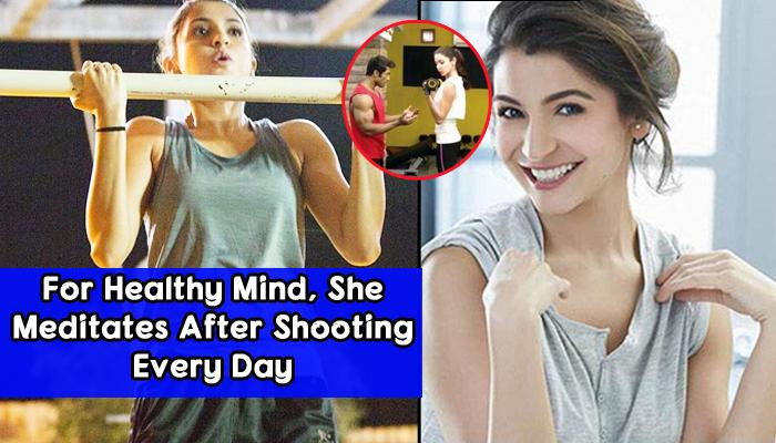 Revealing Secrets Behind Newly-Wedded Anushka Sharma's Fabulous Body And Super-Hot Looks