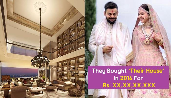 Virat And Anushka's Luxurious Sea-Facing Home In Mumbai Is Every Couple's Dreamy Love Paradise