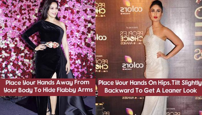 7 Simple Tricks That Are Sure To Make You Look Slim In Every Picture Clicked