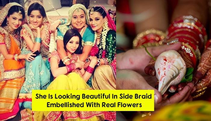 'Diya Aur Baati Hum' Fame Actress Ties The Knot With NRI Boyfriend In Her Hometown