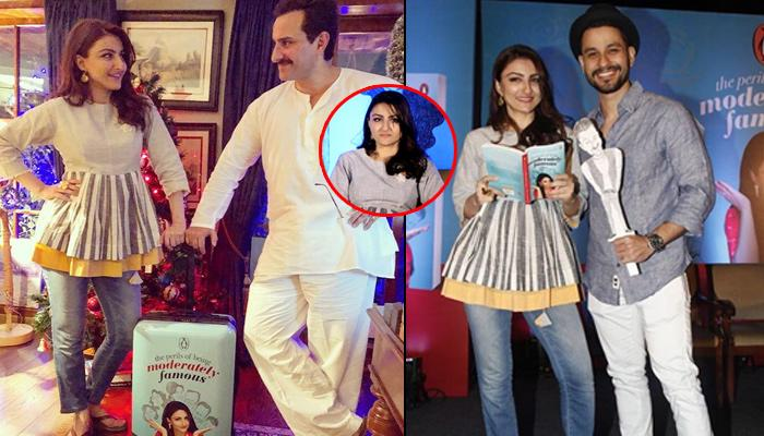 Saif Shared A Funny Incident About Soha And Her Ex-Boyfriend In Front Of Her Husband Kunal