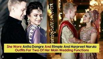 'Royal With Elegance' Bridal Looks Of Aashka Goradia That Brides-To-Be Can Get Inspire From