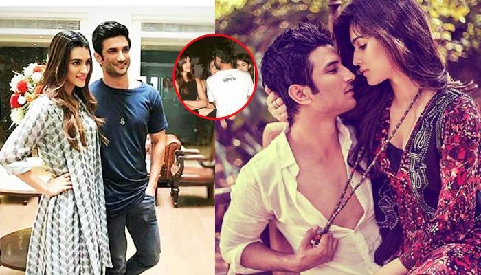 Sushant Singh Rajput Attends Rumoured Girlfriend Kriti Sanon's Sister, Nupur's Birthday