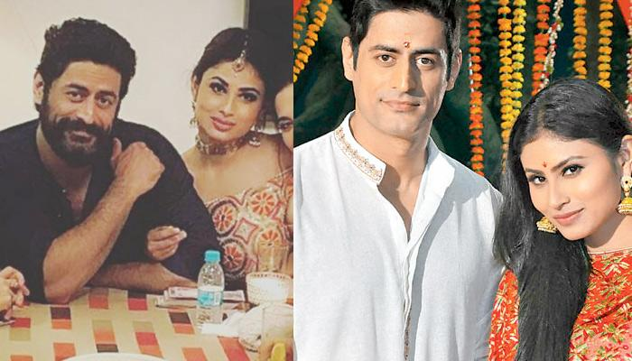 Mouni Roy And Mohit Raina Are Very Much Together Dismiss Break Up Rumours With This Lovely Picture