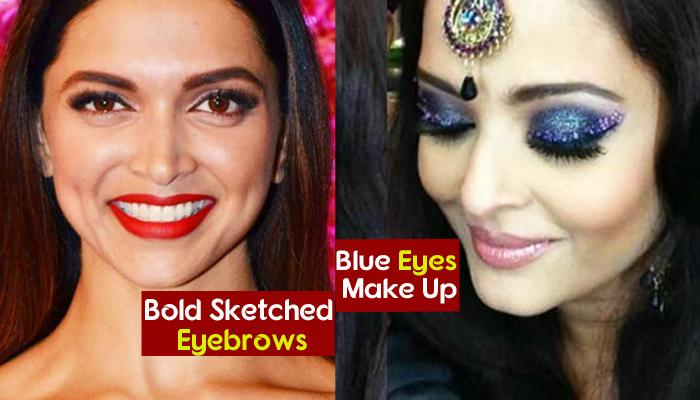 10 Bollywood-Inspired Beauty Trends Of 2017 Which Gives A Perfect Makeover To Look Like A Diva