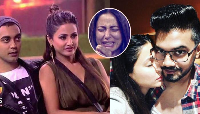 Hina Khan's Boyfriend Rocky Jaiswal Has To Say This Big Thing On Luv's 'Ek Tarfa Pyaar'