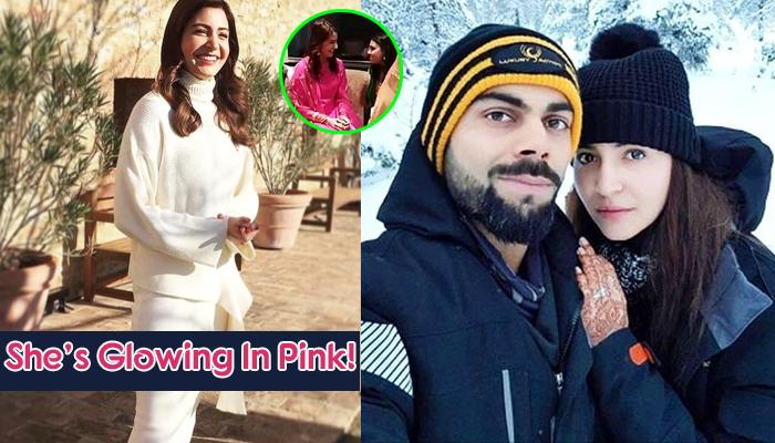 Post-Honeymoon, Anushka Is Bonding Well With Virat's Family, Her Happiness Is Visible On Her Face