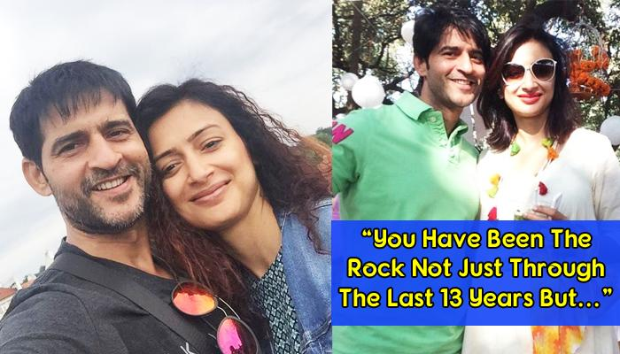 After Elimination From 'Bigg Boss', Hiten Tejwani Posts A Beautiful Message For Wife Gauri Pradhan