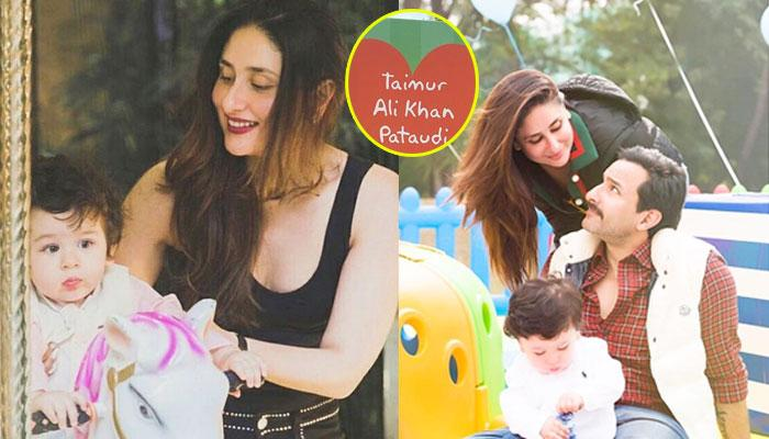 Taimur Got The Most Precious Gift On His First Birthday And It's Stretched Over 1000 Sq Feet