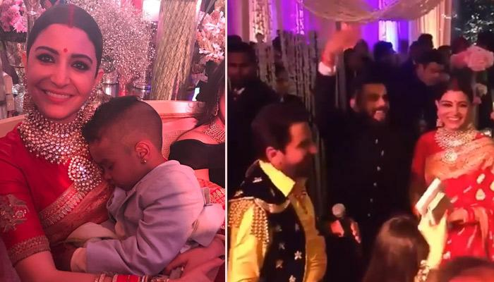When Gurdas Maan Blessed 'Virushka' Long Life And Babies-Here's How Virat Danced With Joy!