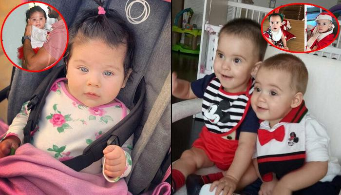 Move Over Santa Claus, These Adorable Celeb Babies Are Here To Spread Merriness All Around