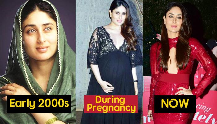 Kareena's Transformation Over The Years- Her Journey From An Actress To A Mommy Diva