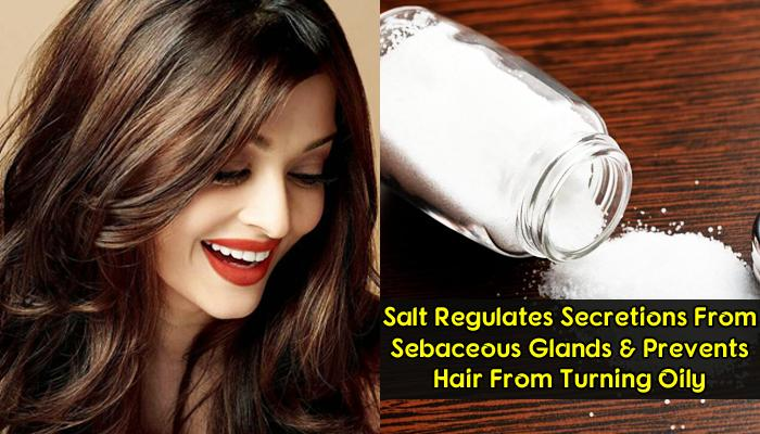 5 Magical Benefits Of Using Salt On Your Hair Which Will Save Your Money And Time