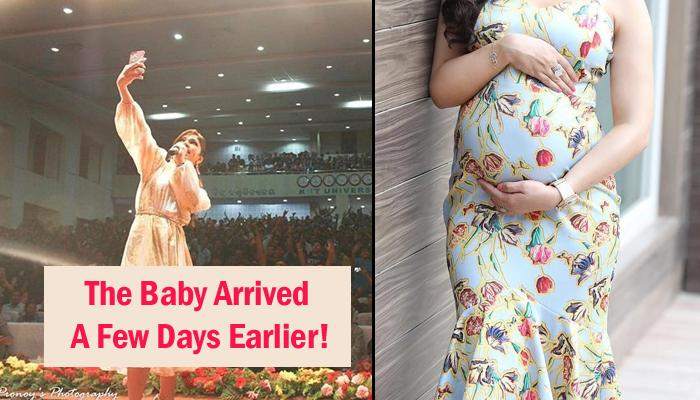 Famous Bollywood Singer Becomes Mother, Shares First Pic And Name Of The Baby