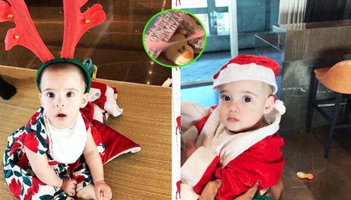 Famous B-Town Actress Plays 'Santa' For Yash-Roohi, Happy Daddy KJo Thanks Her In This Cute Video