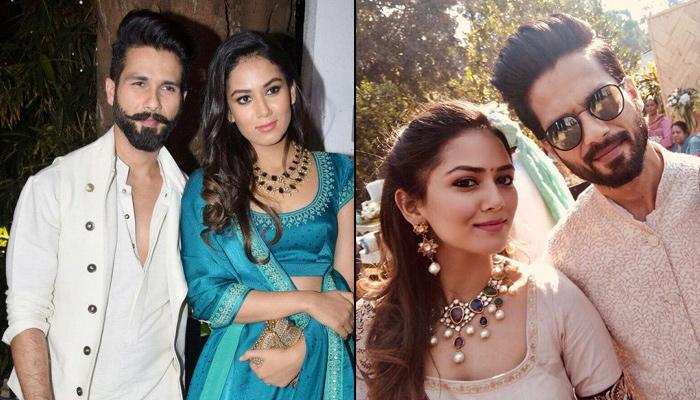 Marital Bliss: Most Adorable Moments Of Bollywood Couple Shahid Kapoor And Mira Rajput