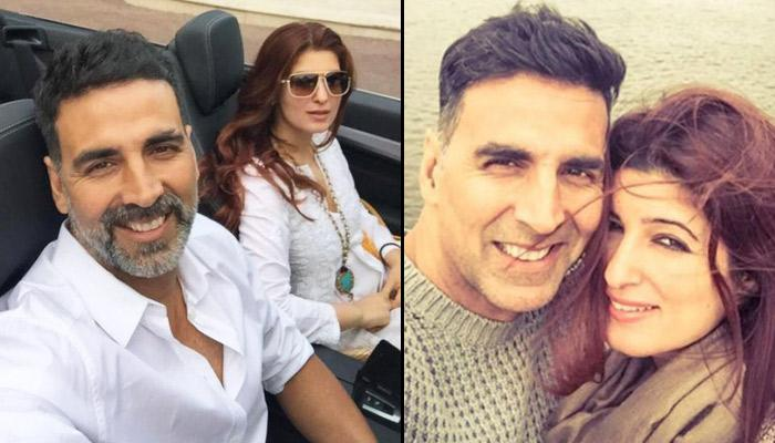 Akshay's Short And Sweet B'Day Wish For Twinkle Proves That He Is Super-Romantic