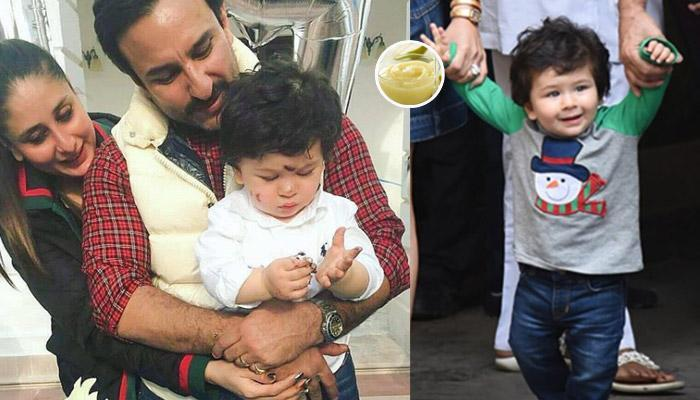 Saif Reveals What Taimur's Favourite Food Is And It's Surprisingly Weird For A Year Old Baby