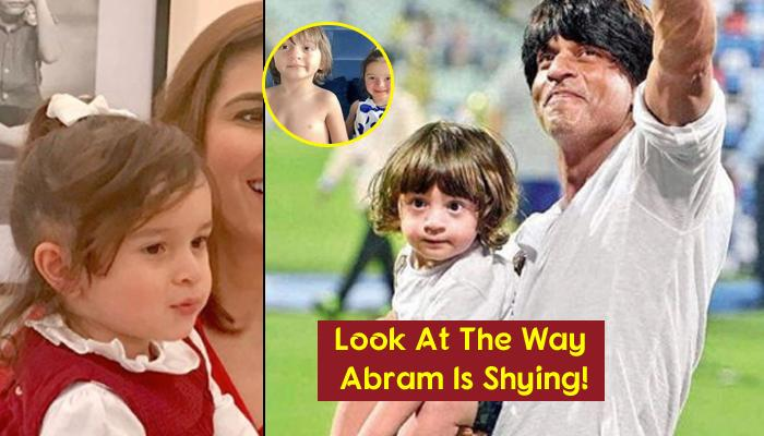 Abram Khan Enjoys His Fun Playdate With This Singer's Daughter, And They Look Adorable Together