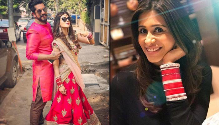 Kishwer Merchant Bids An Emotional Farewell To Her Chooda