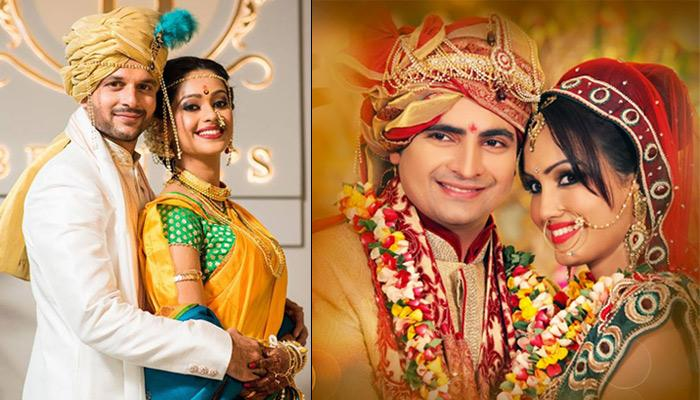Unseen Wedding Pictures Of 12 Television Celebs Shared By Their Photographers
