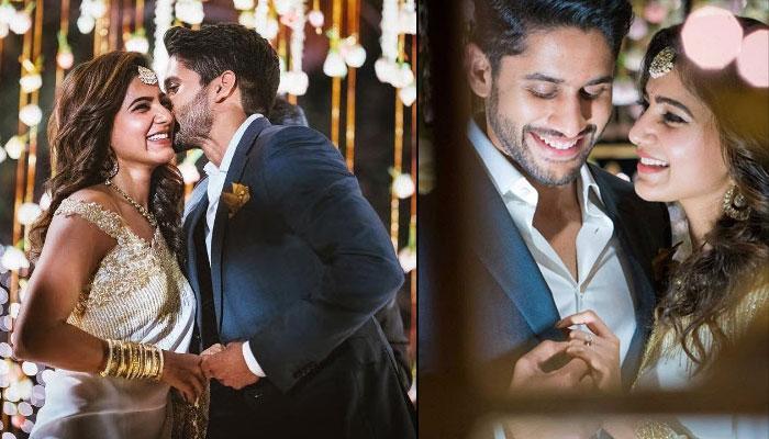 Nagarjuna's Son Naga Chaitanya Got Engaged To His Ladylove Samantha Prabhu