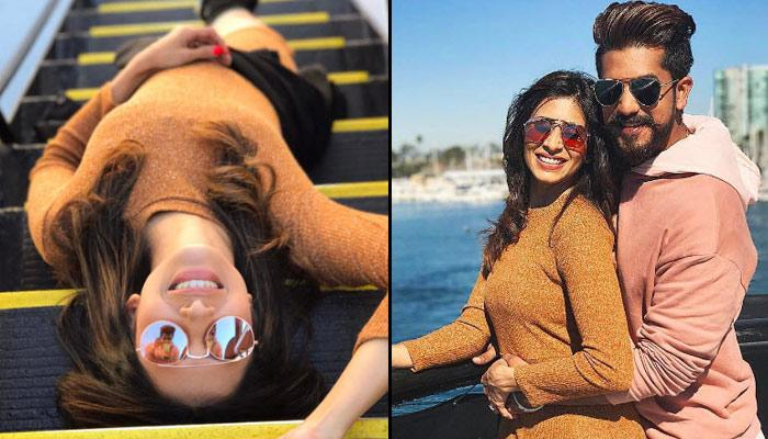 Newlyweds Kishwer Merchant And Suyyash Rai Are Enjoying Honeymoon In Los Angeles