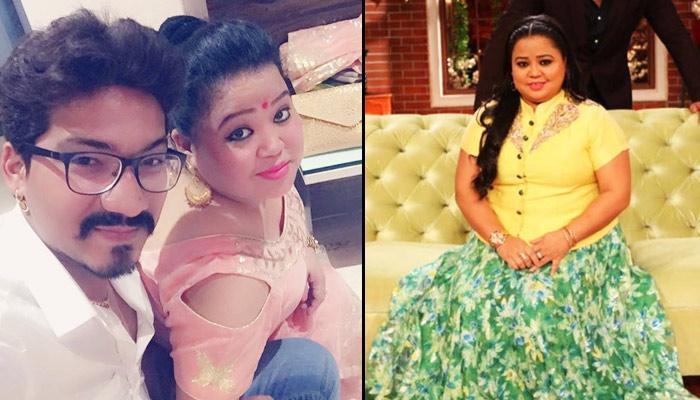 Bharti Singh's Love-Filled Birthday Wish For Beau Haarsh Limbachiyaa Will Make You Go Aww