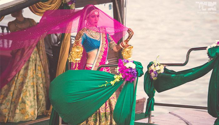 This Soul-Stirring Version Of 'Din Shagna Da' Is What Every Bride Would Want At Her Entry