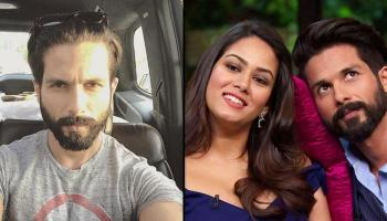 Shahid Finally Reacts On Being Slammed For His PDA With Mira On 'KWK' Season 5
