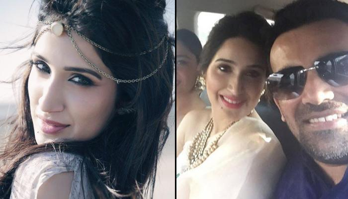 Sagarika Ghatge Finally Accepts Being In A Happy State With Cricketer Zaheer Khan