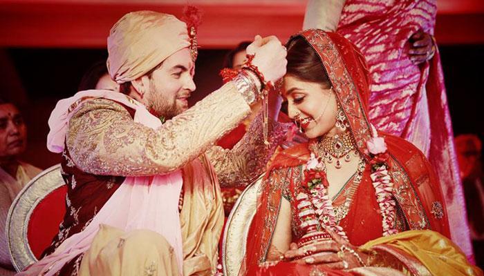 Image result for Neil Nitin Mukesh, rukmini marriage