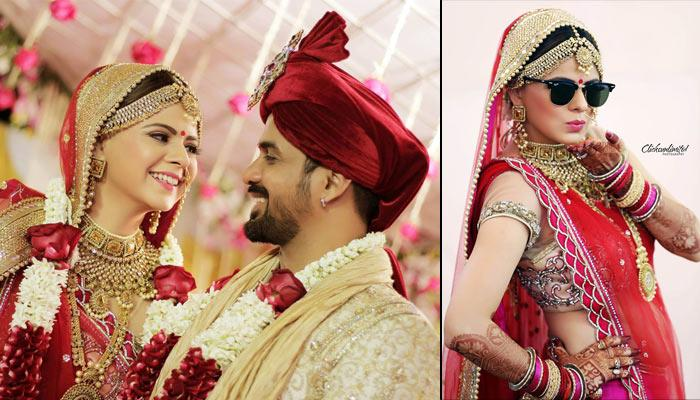 The Complete Wedding Album Of Rucha Gujarathi Is Here And It Is Stunning