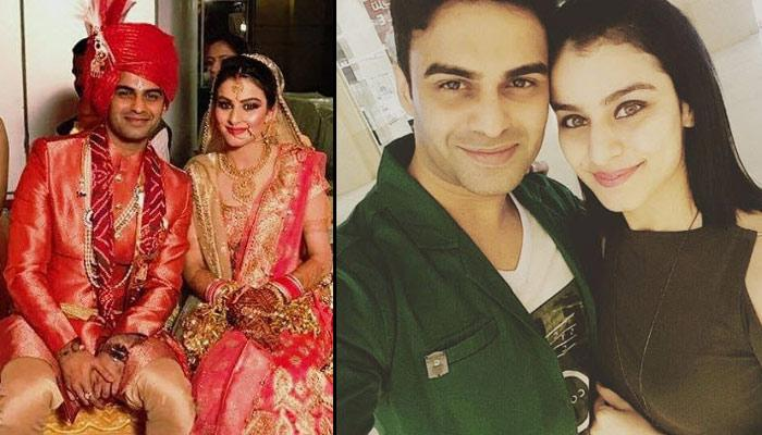 'Udaan' Fame Actor Amit Dolawat Ties The Knot With His Long-Time Girlfriend