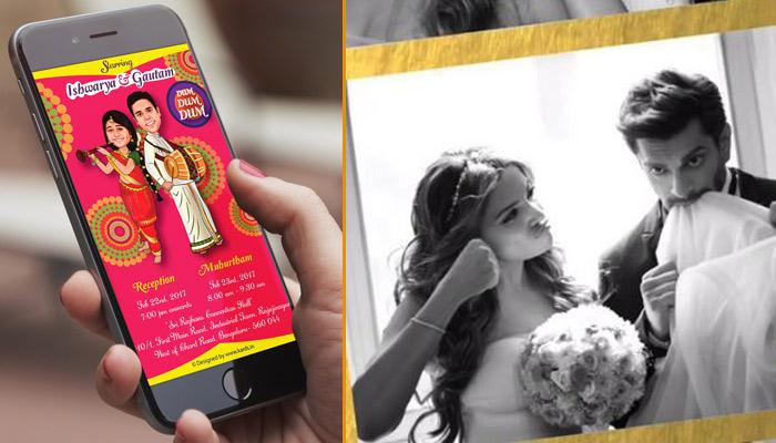 4 Superb Ideas To Create E-Wedding Invites That Will Awe Your Guests