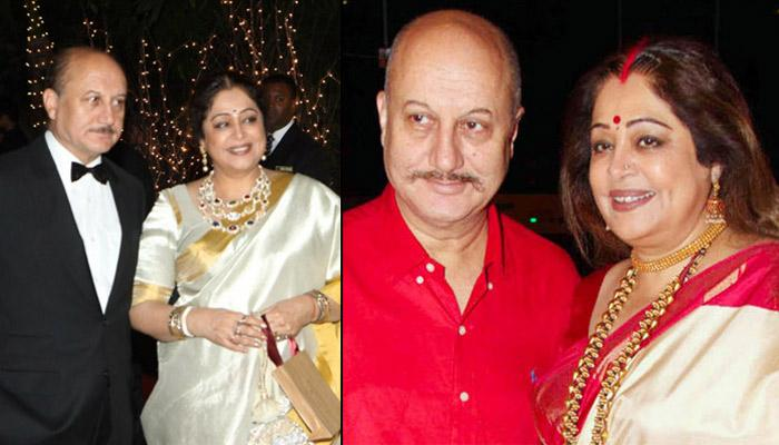 Second Time Lucky In Love: A Beautiful Love Story Of Anupam Kher And Kirron Kher