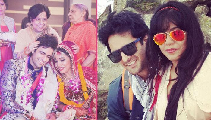 Love By Chance: Love Story Of 'Yeh Hai Mohabbatein' Fame Deepak Wadhwa And His Wife Sayantani