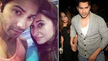 Varun Dhawan Finally Confirms Dating Natasha Dalal With This Adorable Statement