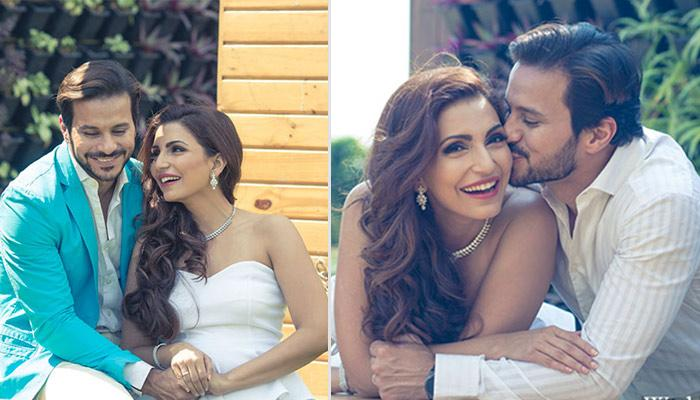 Pre-Wedding Photo Shoot Of Navina Bole And Karran Jeet Is Straight Out Of A Fairytale